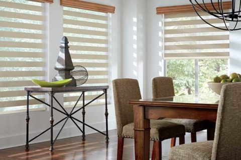 custom graber blinds & shades